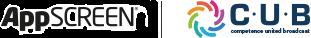AppSCREEN CUB Logo small
